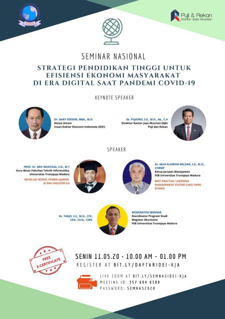 Seminar Nasional IDEI